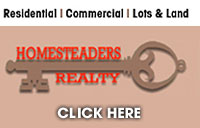 Homesteaders Ad